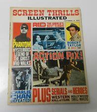 1963 SCREEN THRILLS ILLUSTRATED #2 The Phantom VG 4.0 Charlie Chan