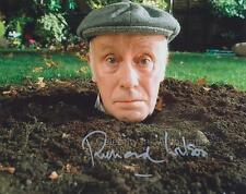 RICHARD WILSON as Victor - One Foot In The Grave GENUINE AUTOGRAPH UACC (A14630)