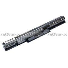 Batterie pour SONY VAIO SVF1532Z1E SVF1532ZST SVF15416ST 14.8V 2600MAH