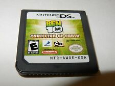 Ben 10: Protector of Earth (Nintendo DS, 2007) **CARTRIDGE ONLY**