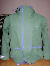 VINTAGE NORRONA of NORWAY TECH PARKA GORE TEX JACKET small