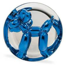 Jeff Koons Blue Balloon Dog Sculpture Numbered Ltd. Edition Dealer JKLFA.com
