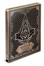 PC XBox One X1 PS4 Assassin's Creed: Syndicate Official Limited Steelbook Case