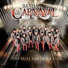 BANDA CARNAVAL-LAS VUELTAS DE LA VI CD NEW