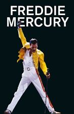 POSTER FREDDY FREDDIE MERCURY QUEEN ROCK GRANDE BIG #5