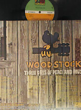 WOODSTOCK TWO - Various Artists ~ GATEFOLD 2 x VINYL LP