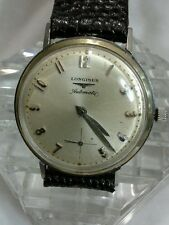 VINTAGE LONGINES AUTOMATIC 1200 MODEL TWO TONE CASE MENS WATCH