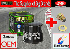 Oil Filter & Magnetic plug- Kawasaki VN 1600 D Classic Tourer - 2008
