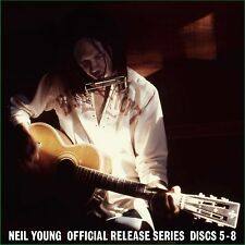 Neil Young OFFICIAL RELEASE SERIES 5-8 Black Friday RSD 2014 Vinyl 4 LP BOX SET
