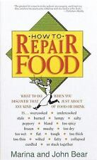 How to Repair Food-ExLibrary