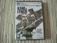 PC KANE & LYNCH DEAD MEN NUEVO Y PRECINTADO