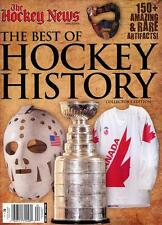 Hockey News Magazine Best of Hockey History Collector's Edition