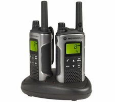 Motorola TLKR T80 500mw 8km 2 Way Radio Walkie Talkie