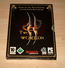 Computerspiel PC Spiel - Two Worlds - Game of the Year Edition + Tainted Blood