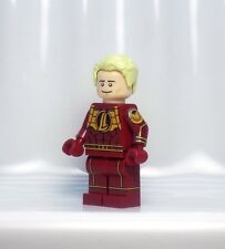 A1289 Lego CUSTOM PRINTED Avengers Superhero game INSPIRED HUMAN TORCH MINIFIG