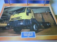 Super Trucks Baustellen LKW Italien Iveco 260E 34H Eurotrakker, 1997