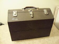 Kennedy Metal Cantilever Hand Carry Tool Box 1018 super clean smooth operation