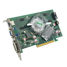 Nvidia GeForce 7600GS 256MB AGP Video Card Maximum Tune 1 2 3 (Read Description)