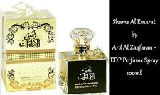 Shams Al Emarat by Ard Al Zaafaran  - EDP Perfume Spray - 100ml