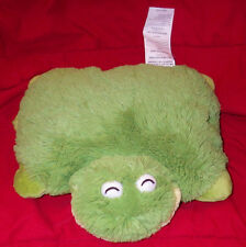 """Green Frog Pillow Pets Pee Wees 12"""" Plush Stuffed Animal Toy"""