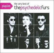 1 CENT CD Playlist: The Best Of The Psychedelic Furs - The Psychedelic Furs