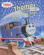 Thomas and the Shooting Star (Thomas & Friends) (Glitter Picturebook)-ExLibrary