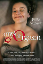 Amy's Orgasm (aka Why Love Doesn't Work) - Screenplay manuscript for 2001 film