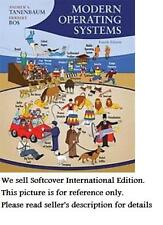 4th Ed. Modern Operating Systems(FREE 3 Business days delivery)