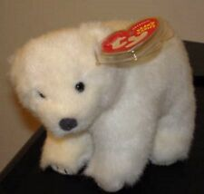Ty Beanie Baby ~ ICEPACK the WWF Polar Bear ~ Exclusive ~ MINT with MINT TAGS