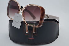 DG SUNGLASES CELEBRITY NEW BROWN ANIMAL HOLIDAY FASHION + FREE YELLOW CASE*571