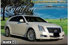 Cadillac CTS WAGON 2010 2011 2012 2013!! E&G BLACK ICE HEAVY MESH Grille 2 PC!!