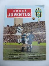 HURRA' JUVENTUS JUVE rivista vintage # 2 - febbraio 1966 calcio football