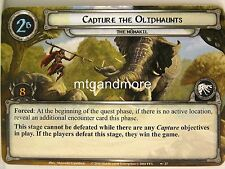 Lord of the Rings LCG - #027 Capture the Oliphaunts - The Mumakil