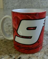 Nascar Racing Coffee Mug Cup # 9 Dodge Kasey Kahne 3 3/4""