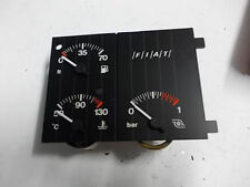 QUADRO TEMPERATURA FIAT CROMA TURBO MK1 85-89 INSTRUMENT DASHBOARD TEMPERATURE