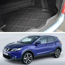 Waterproof Car Boot Cargo Trunk Mat Liner Tray for Nissan Qashqai 2014-2016 2015