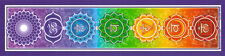 Chakra - Magnetic Bumper Sticker / Decal Magnet