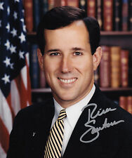 Senator Rick Santorum SIGNED 8x10 PHOTO AUTOGRAPHED