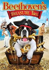Beethoven's Treasure Tail (Blu-ray Disc, No DVD, 2014, 1-Disc Set)