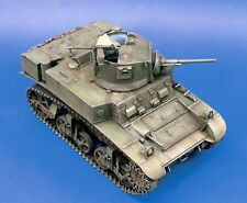 Verlinden 120mm (1/15) M3A1 Stuart US Light Tank WWII (with Decal) [with PE] 889