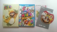 SUPER MARIO 3D WORLD LIMITED EDITION CAJA PAL WII U WIIU CASTELLANO ESPAÑOL