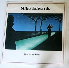 """MIKE EDWARDS - BEAT OF MY HEART - HARDWARE TIMES - 45gg 7"""" NUOVO"""