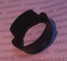 Lens Hood HB-69 For Nikon AF-S DX Nikkor 18-55mm f/3.5-5.6G VR II Black HB-69