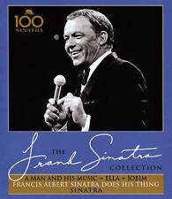 A Man And His Music+Ella+Jobim + Francis Albert Sinatra Does His Thing + Sinatra