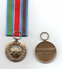 UNITED NATIONS MEDAL FOR  BOSNIA ( UNPROFOR )