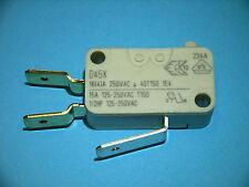 NEU D45X  Mikroschalter 150°C für Bosch Siemens Jura Krups AEG Saeco und andere