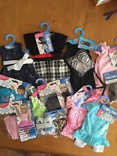 "Baby Doll Clothes 18"" Springfield Brand Fits American Girl Dolls 14 Pieces NWT"