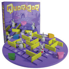 *NEW IN BOX* Gigamic Wooden Quoridor for Kids Board Game - Family Strategy Games