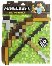 Official Minecraft Bow And Arrow Set