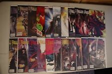 21 issues - FALLEN ANGELS 1 2 3 4 5 6 7 8 9 10-19 by Peter David & IDW comics